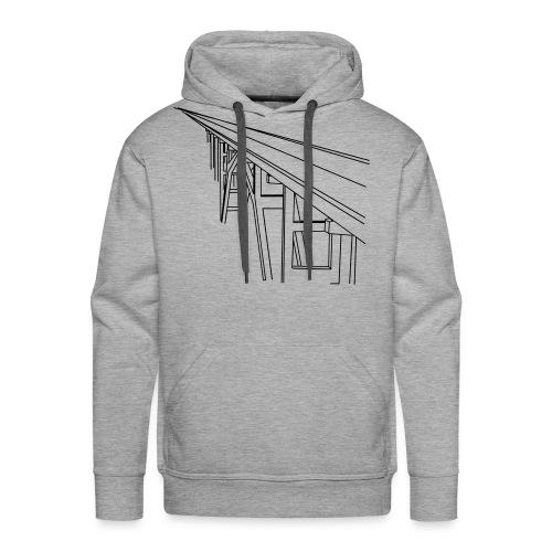 Bridge Vector - Men's Premium Hoodie