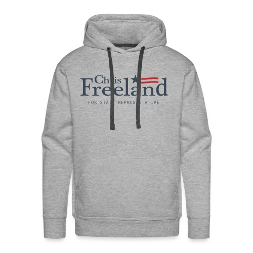 FREELAND FOR STATE REP - Men's Premium Hoodie