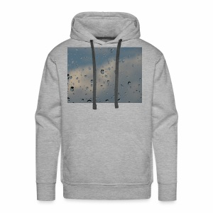 Rain On A Cloudy Day In The 613 - Men's Premium Hoodie