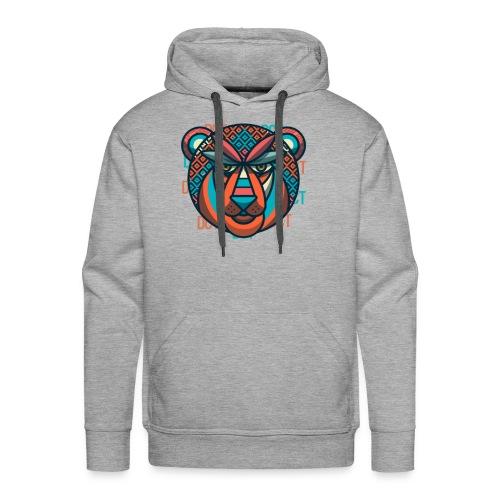 Design Lion Panda - Men's Premium Hoodie