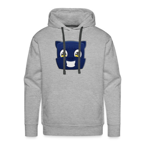 Dynamic panther - Men's Premium Hoodie