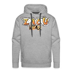 ZachAttack's Graffiti Sweatshirts - Men's Premium Hoodie