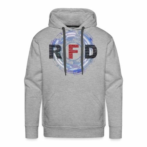 RFD Logo 1 - Men's Premium Hoodie