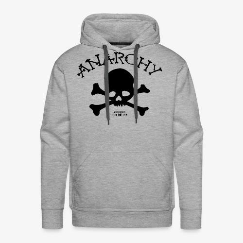 Anar Skull black - Men's Premium Hoodie