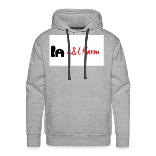 L&L Farm - Men's Premium Hoodie