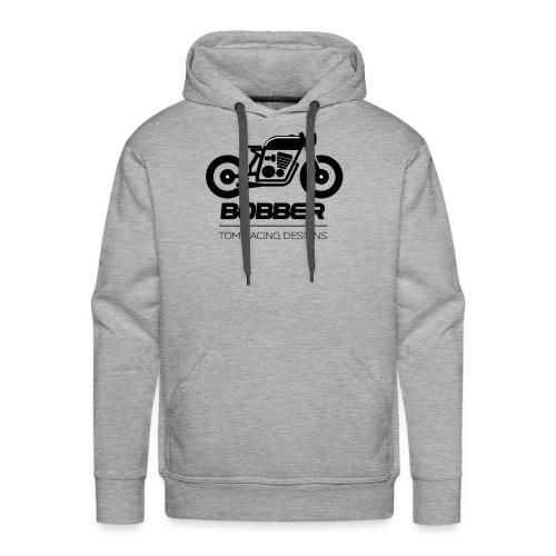 Bobber racer logo - Men's Premium Hoodie