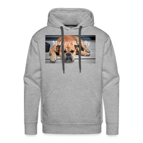 Love dogs - Men's Premium Hoodie