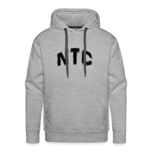 NTC Cracked Logo - Men's Premium Hoodie