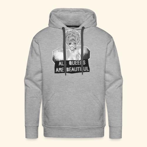 ALL QUEERS ARE BEAUTIFUL - Men's Premium Hoodie