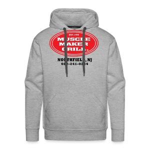 Muscle Maker Grill - Northfield NJ - 01 - Men's Premium Hoodie