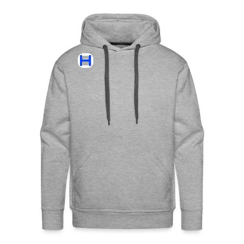 Otterhiphop Logo - Men's Premium Hoodie