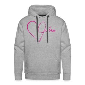 lovewins chalk4 - Men's Premium Hoodie