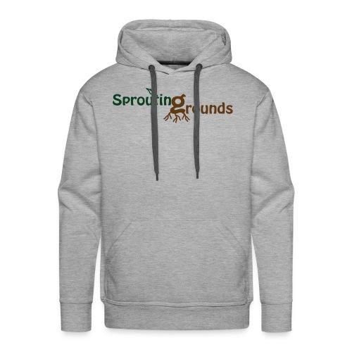 Sprouting Grounds 2016 - Men's Premium Hoodie