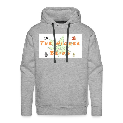 The Higher Being - Men's Premium Hoodie