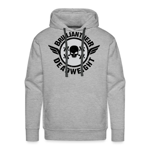 Brilliant-Heir DeadWeight Gym Edition - Men's Premium Hoodie
