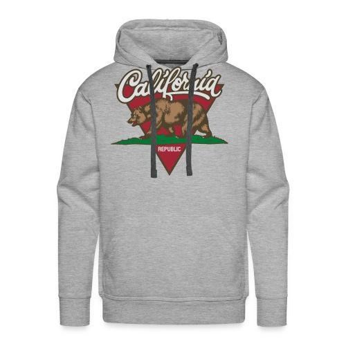 California Republic - Men's Premium Hoodie