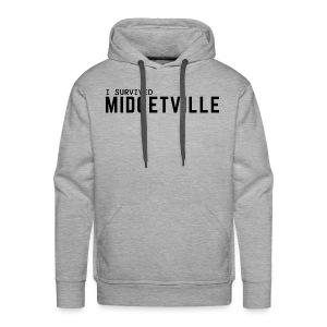I SURVIVED MIDGETVILLE - Men's Premium Hoodie
