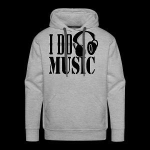 IDoMusic2 - Men's Premium Hoodie