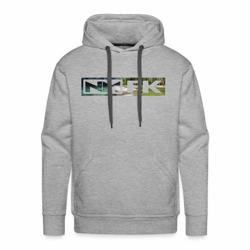 NMFK Street Style - Image Outline - Men's Premium Hoodie