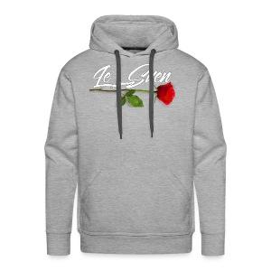 Le Sven Rose valentines day special - Men's Premium Hoodie