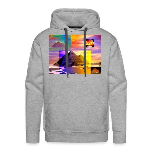 The Pyramids - Men's Premium Hoodie