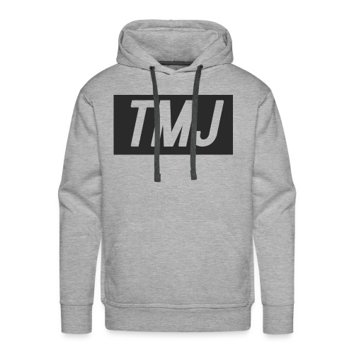 TMJ MERCH - Men's Premium Hoodie