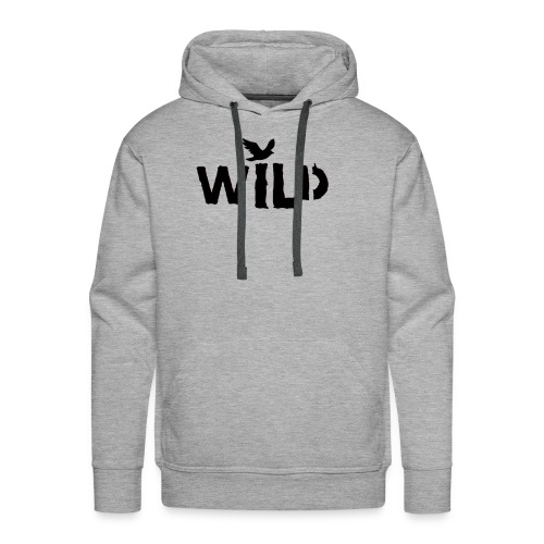 WILD 2 - Men's Premium Hoodie