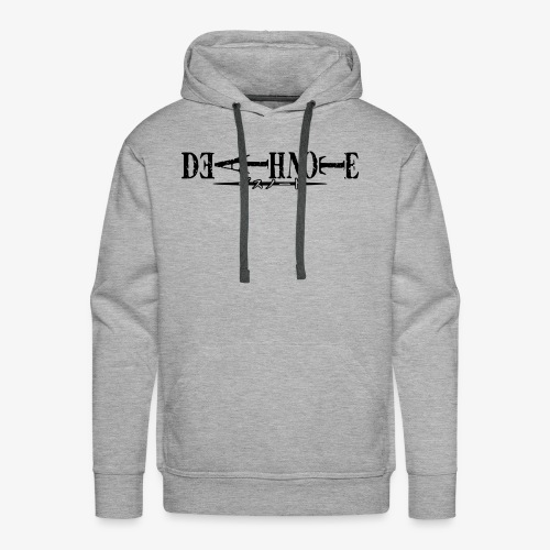 Death Note - Men's Premium Hoodie