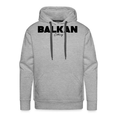 Original Balkan Clothing. Logo - Men's Premium Hoodie