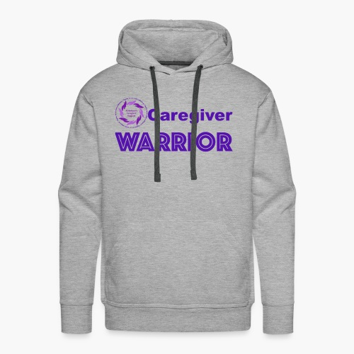 Caregiver Warrior - Men's Premium Hoodie
