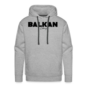 Original Balkan Clothing. Logo - Men's Premium Hoodie