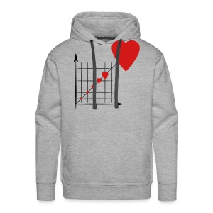 Love Diagram - Men's Premium Hoodie