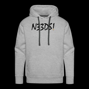 Fr33Bread N33DS Merchandise - Men's Premium Hoodie