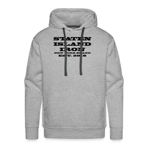 SIIRONBRAND2 - Men's Premium Hoodie