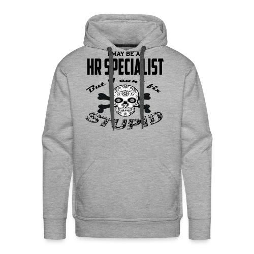 HR specialist - Men's Premium Hoodie