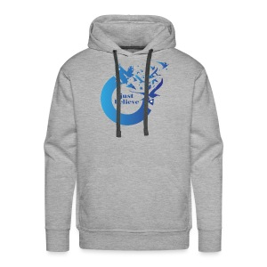 Just Believe - Men's Premium Hoodie
