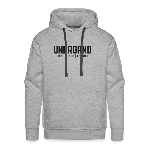 UNDRGRND - Men's Premium Hoodie
