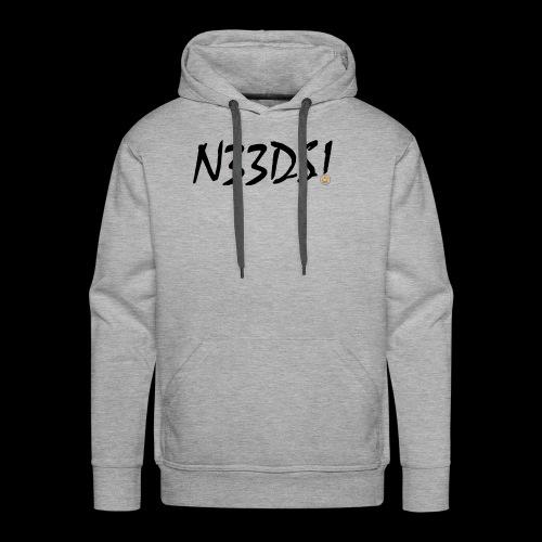 Fr33Bread N33DS Merchandise - Men's Premium Hoodie