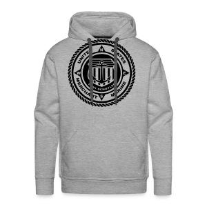 USMM Logo - Men's Premium Hoodie