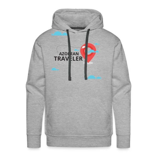 AzoreanTraveler - Men's Premium Hoodie