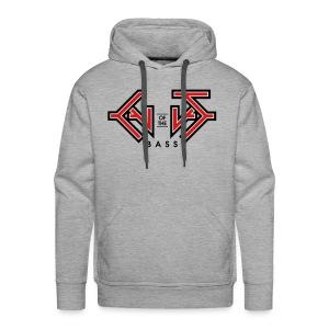 Cult Of the Bass Logo Shirt - Men's Premium Hoodie