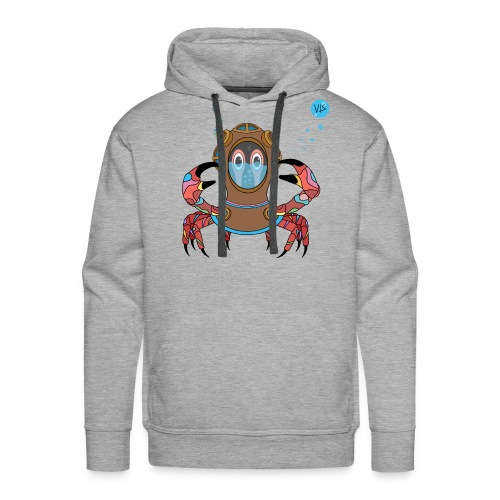 Vis - Crab - Men's Premium Hoodie