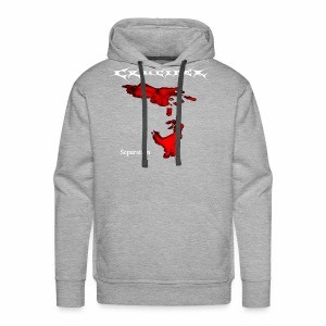 Crucifer Separation - Men's Premium Hoodie