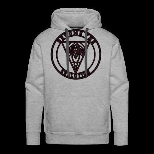 Circle Logo - Men's Premium Hoodie