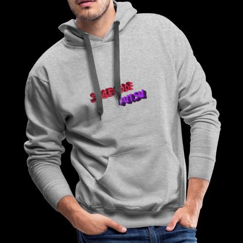 JUTSU - Men's Premium Hoodie