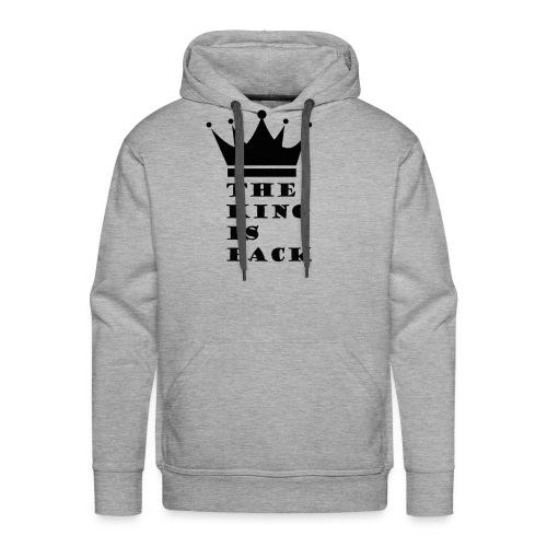 King T-Shirt - Men's Premium Hoodie