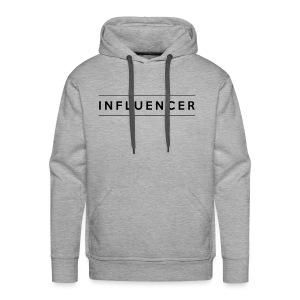 INFLUENCER - Men's Premium Hoodie