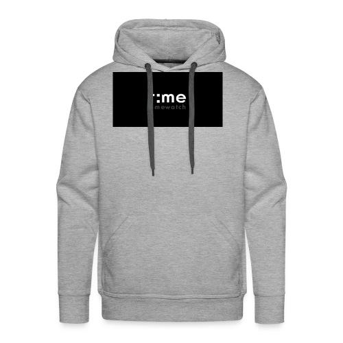time - Men's Premium Hoodie