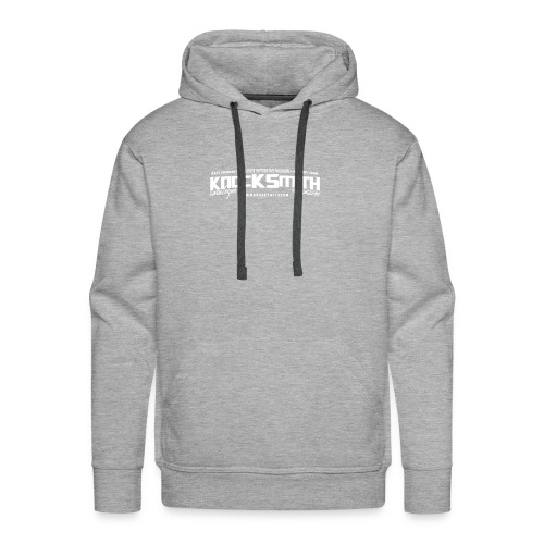 Knocksmith Magazine - Men's Premium Hoodie