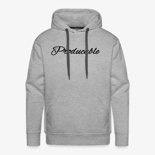 Producable Merch - Men's Premium Hoodie